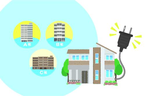 新電力の提案
